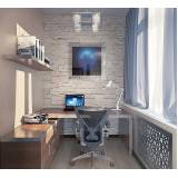 papel de parede escritório Campo Limpo