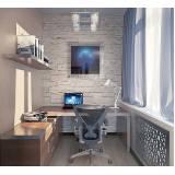 papel de parede para escritório Mandaqui